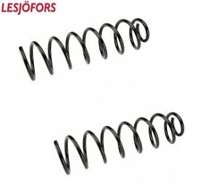 Audi A4 96-01 Set of 2 Rear Left or Right Lesjofors Coil Springs 4204211