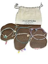 NEW PURA VIDA BRACELETS - LOT OF 24 BRACELETS