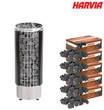 Harvia Saunaofen Cilindro 7 / 9 / 11 KW 400V mit Innensteuerung/Aussensteuerung