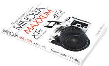 Minolta Dynax/Maxxum 505si/HTsi/XTsi - T. Maschke Magic Lantern Guides - English