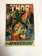 Thor (1968) # 148 (F/VF) 1st Appearance Wrecker !