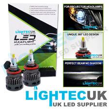 2x RANGER H11 PROJECTOR CANBUS 90W 18000LM LED CAR HEADLIGHT FOG LIGHT BULBS KIT