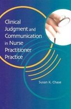 Clinical Judgement and Communication In Nurse Practitioner Practice-ExLibrary