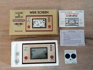 Game And Watch Nintendo Parachute pr21 en boite