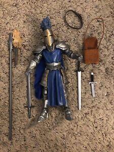 Mythic Legions Sir Gideon/ Templar Custom Figure. Four Horsemen