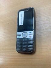 Nokia C5 - Warm grey (O2) Cellular Phone