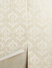 Anthropologie Tiled Crest Wall Paper Gold
