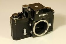 Nikon F Photomic black (FTN-Sucher)