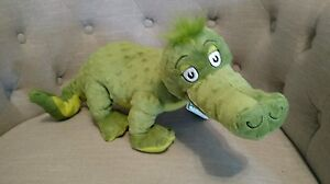 "Dr. Seuss ABC ""Gator"" Plush Toy Doll Kohl's Cares"
