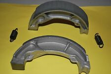 REAR BRAKE SHOES WITH SPRINGS TO FIT HONDA CBF250 2004 2005 2006 2007