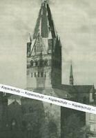 Soest  in Westfalen - Patrokli-Turm - Stadtansicht - um 1935             T 29-15