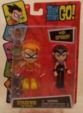 Teen Titans Go! Starfire The Terrible & Speedy Jazwares Action Figure  (MISB)