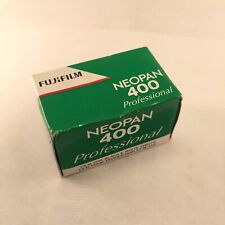 Neopan 400 Professional BW Negative Film 35mm Fuji Exp 12/2010 Fridge Kept