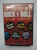 Ed Sullivan's Rock & Roll Classics Vol 1 DVD VERY GOOD