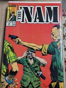 The 'Nam #24 FN 1988 Marvel Comic