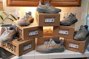 Adidas Yeezy Boost 350 V2 Israfil Size Men FZ5421 New Authentic