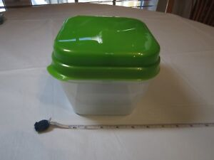 Fit & Fresh food storage lunch container ice freezer pack salad shaker reusable