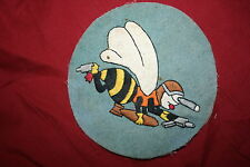 563RD BOMB SQUADRON 388th GROUP 8TH AAF A2 LEATHER JACKET PATCH FELT