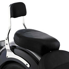 YAMAHA XVS 950 A Midnight Star HEAVY DUTY BACKREST/ SISSY BAR: COBRA 02-5725
