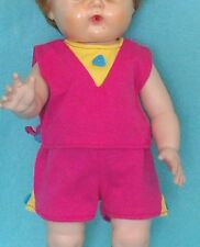 """Shorts Outfit for Your Doll - fits our 15"""" Tiny Tears"""