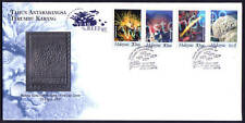 1997 Malaysia Corals Reefs FIRST Issue Pewter FDC Limited Edition