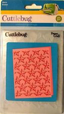 # Cuttlebug Stars A2 Embossing Folder Latest