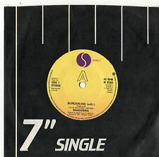 "Madonna - Borderline 7"" Single 1983"