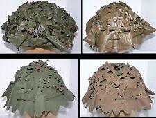 F  OCCASION Couvre casque filet / salade pour casque d'acier M51 F1 ou composite