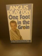 Angus Deayton - One Foot In The Groin - Sports - PAL VHS Video