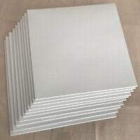 "20 x PLAIN WHITE LP 12"" SLEEVE ALBUM COVER FOR VINYL RECORD TEST PRESSINGS ETC"