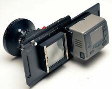 Hasselblad H Digital Back For Horseman 612 Lens Adapter