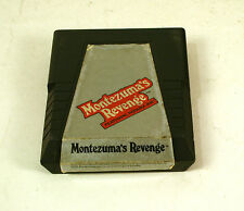 Vintage  Atari 2600 Game Montezuma's Revenge Tested And Working
