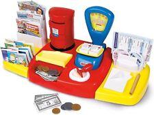 Casdon POST OFFICE SET Pretend Role Play Newspaper Play Money Kids Toy  BNIP