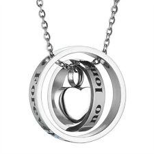Forever in my heart Cremation Keepsake Memorial Urn Necklace Ash Holder Pendant
