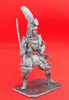 Samurai 12 century Metal Tin Figurine Model Soldier Toy scale 1:32 54mm