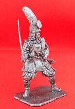 Samurai 12 century Metal Tin Figurine Model Soldier Toy scale 1:32 54 mm NEW