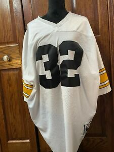 NEW: Mitchell & Ness Franco Harris #32 Pittsburgh Steelers Football Jersey Size