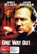 ONE WAY OUT James Belushi DVD - All Zone - New - PAL