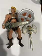 MOTU, Figures Lot, 200x He-Man Set, Complete, Masters of the Universe w/ Weapons