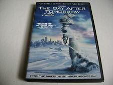 The Day After Tomorrow (DVD, Canadian) Full Screen Edition