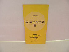 THE BEATLES-NEMS RECORD STORE-The New Records May 1970