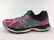 Asics Gel Cumulus 17 T5D8N Athletic Shoes Women's Size 10, Black/Pink 3426