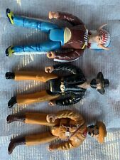 1991 Imperial 3 Horses Legends Wild West Sitting Bull Billy The Kid Buffalo Bill
