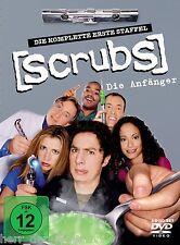 SCRUBS, Die Anfänger: Staffel 1 (4 DVDs) NEU+OVP