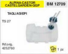 4252760 SERBATOIO BENZINA TAGLIASIEPI ALPINA CASTOR CASTELGARDEN GGP TS 27