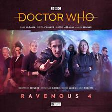 Doctor Who - Ravenous 4 Audiobook Hörbuch | CD | Neu New