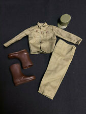 ACTION MAN 40th ACTION SOLDIER FATIGUES