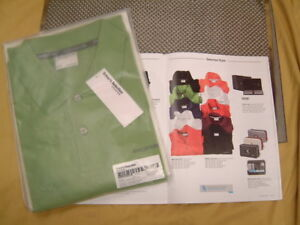 PORSCHE DESIGN SELECTIONS NEW GREEN POLO SHIRT USA SIZE XL, EURO SIZE XXL. NIBWT