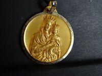 medaille religieuse Notre Dame Du Sacre Coeur  2.4 cm MR 037