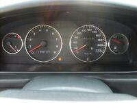 Hyundai Sonata II 1993-1998  Chrome Gauge Trim Dial Rings Polished Alloy  x4